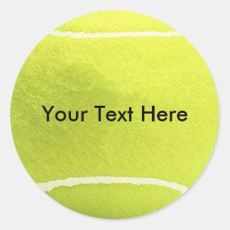 De Stickers van de Bal van het tennis