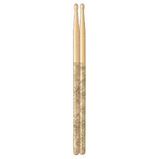 De stokken van de trommel drumstokkies    0