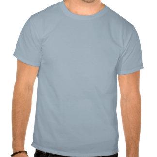 De super Grijze Sport van de Papa Tshirt