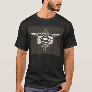 De superman stileerde Logo van de Schedels van | T Shirt