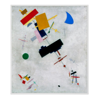 ~ de Suprematism (art abstrait)