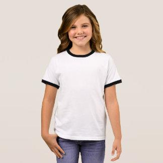 De T-shirt van de Bel van het meisje