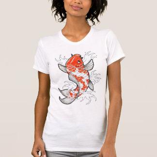 De t-shirt van de terughoudende vrouwen van de Sti t-shirts