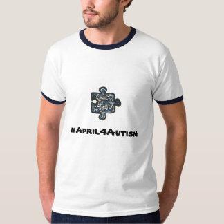 De T-shirt van de Voorlichting van het autisme