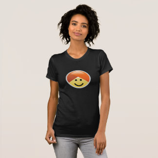 De T-shirt van Emoji van de Tulband van de