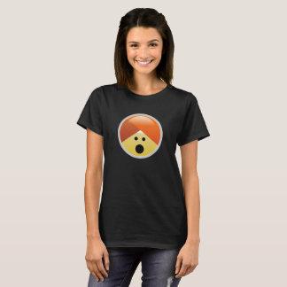 De T-shirt van Emoji van de Tulband van Guru