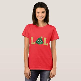 De T-shirt van Emoji van het Achterschip van de