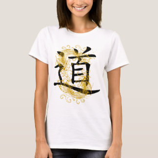 De T-shirt van het Symbool van TAO