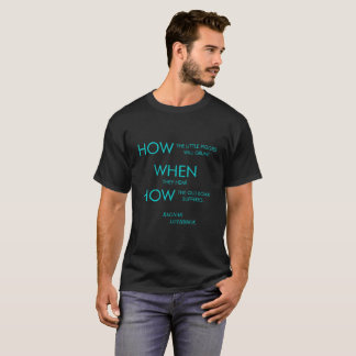 De T-shirt van Vikingen