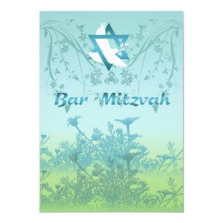De Uitnodiging van de bar mitswa voor Ceremonie