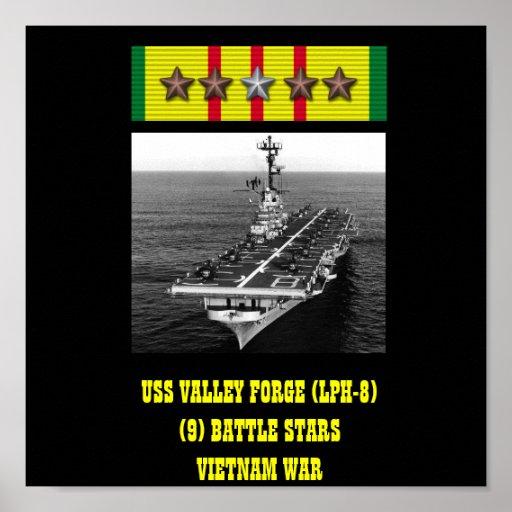 DE VALLEI VAN USS SMEEDT HET POSTER (VAN LPH-8)