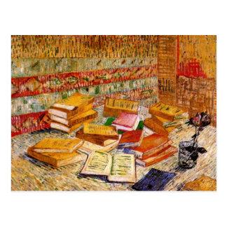 De Van Gogh toujours les romans français de la vie Carte Postale