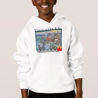 De Vancouver sweatshirt de sweat - shirt à capuche