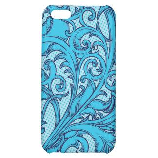 De vector bloeit iPhone 5C cases