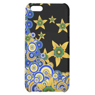 De Vector van de Bloem van de ster iPhone 5C Hoesje