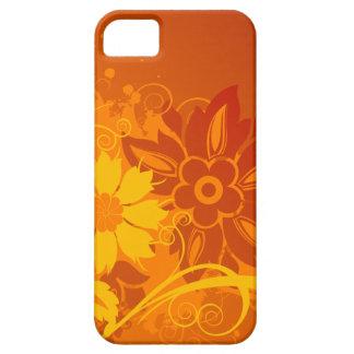 De Vectoren van de bloem Barely There iPhone 5 Hoesje