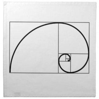 De Verhouding van Fibonacci Servet