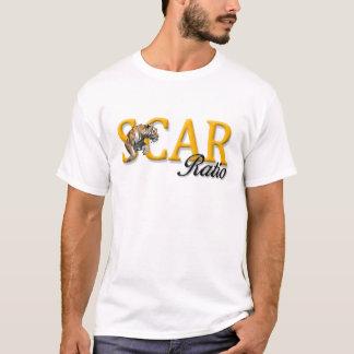 De Verhouding van het litteken T Shirt