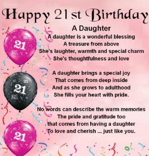Gefeliciteerd Met Je Verjaardag Gedicht.Verjaardagsgedicht 21 Jaar Verjaardagsgedicht 21 Jaar