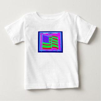 De Verticale Aangepaste Sjabloon van de T-shirt