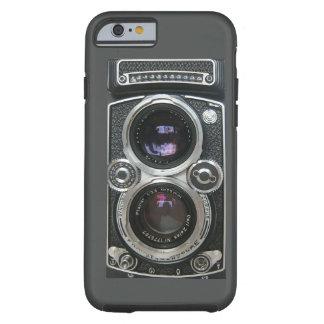 De vintage Antiek Dekking van het Geval van de Tough iPhone 6 Case