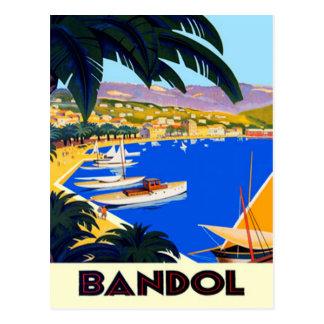 De vintage Reis van D'Azur van de Kooi Briefkaart