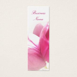 De Visitekaartjes van het Bladwijzer van de Tulpen