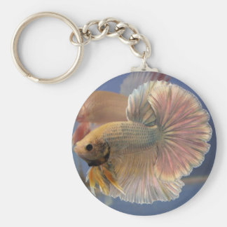 De Vissen Keychain van Betta Sleutelhanger