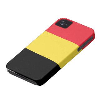 De Vlag van België iPhone 4 Cover