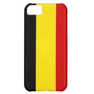 De vlag van België iPhone 5C Hoesje