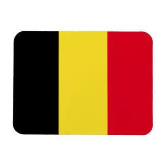 De Vlag van België Magneet