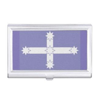 De Vlag van eureka Visitekaarthouder