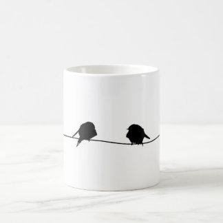De Vogels van Smiley Koffiemok