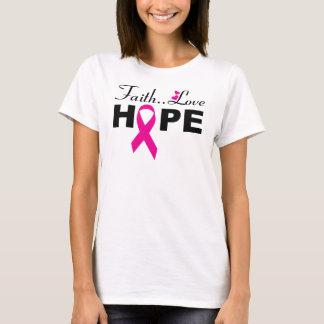 de voorlichting van borstkanker t shirt