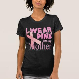 de voorlichtingsmoeder van borstkanker t shirt