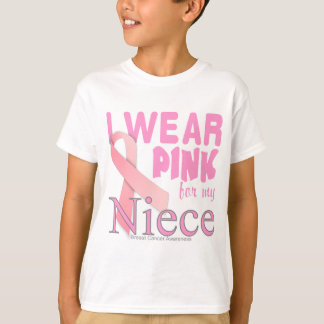 de voorlichtingsnicht van borstkanker t shirt