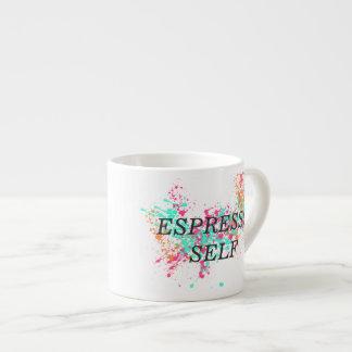 De ZelfKop van de espresso Espresso Kop