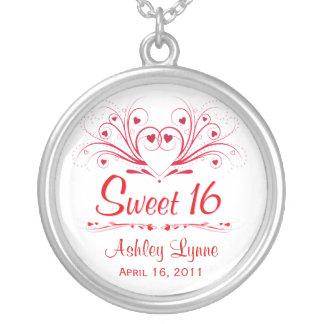De zoete Gift van 16 Verjaardag - Ketting Sweehear