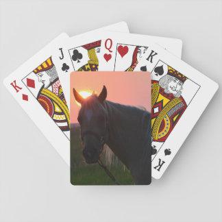 De Zon van de ochtend Speelkaarten