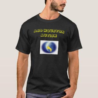 (De zwarte) Overhemden van het Autisme van ASD T Shirt
