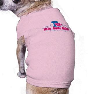 Débardeur à nervures de chienchien de vêtements pour chien
