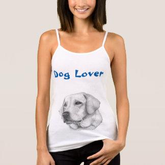 Débardeur Amoureux de les chiens