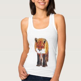 Débardeur Aquarelle de Fox