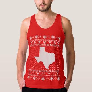 Débardeur Chandail laid de Noël du Texas