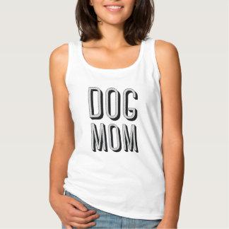 Débardeur de base de maman de chien