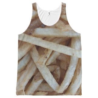 Débardeur de pommes frites