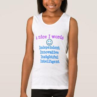 Débardeur III intelligent perspicace innovateur indépendant