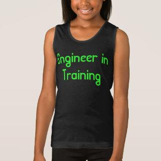 Débardeur Ingénieur dans la formation