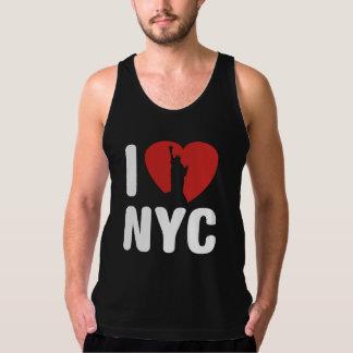 Débardeur J'aime NYC