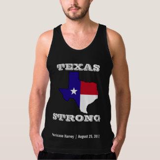 Débardeur Noir fort de Harvey le Texas d'ouragan